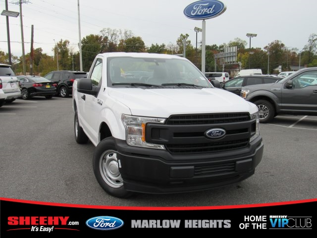 2019 F-150 Regular Cab 4x2, Pickup #BE99144 - photo 4