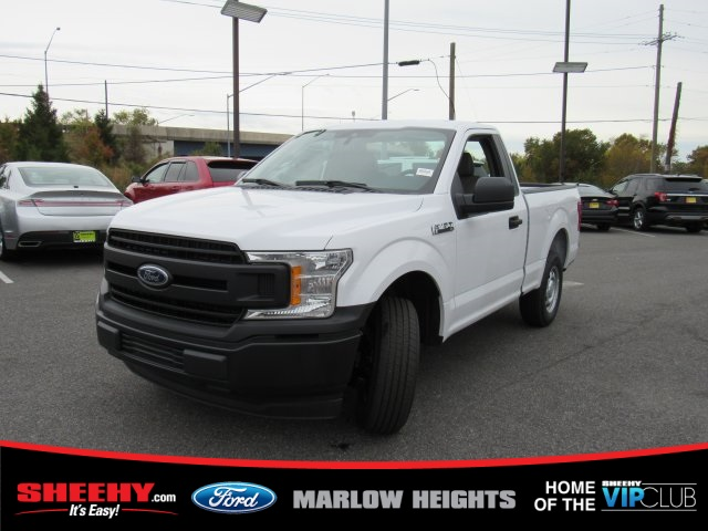 2019 F-150 Regular Cab 4x2, Pickup #BE99144 - photo 1