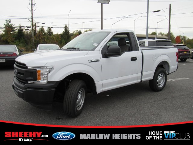 2019 F-150 Regular Cab 4x2, Pickup #BE99144 - photo 6
