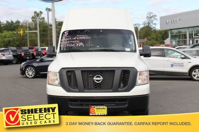 2018 NV HD High Roof 4x2, Empty Cargo Van #BER8723 - photo 4
