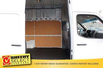 2018 NV HD High Roof 4x2, Empty Cargo Van #BER8723 - photo 14