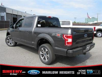 2019 F-150 SuperCrew Cab 4x4,  Pickup #BF10832 - photo 2