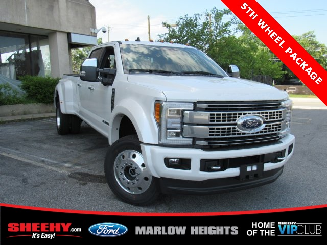 2019 F-450 Crew Cab DRW 4x4,  Pickup #BF37588 - photo 4