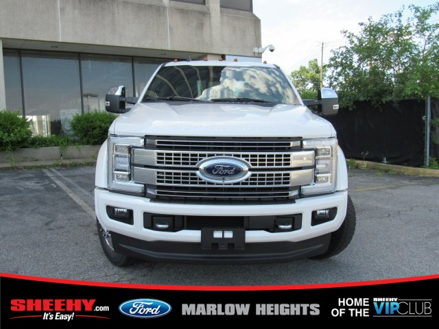 2019 F-450 Crew Cab DRW 4x4,  Pickup #BF37588 - photo 5
