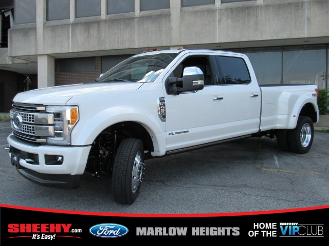 2019 F-450 Crew Cab DRW 4x4,  Pickup #BF37588 - photo 1
