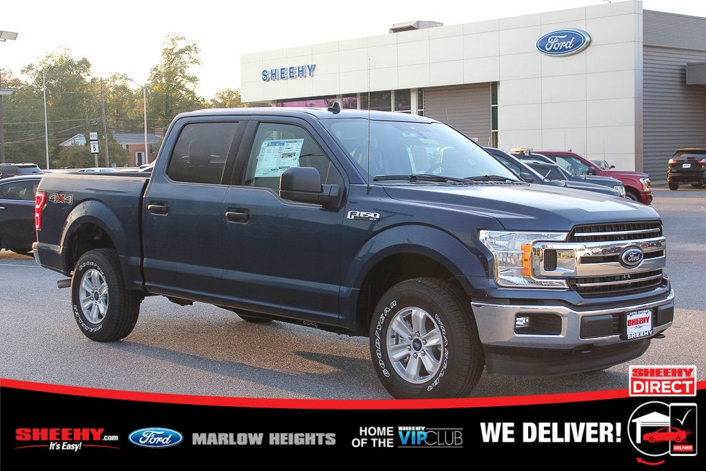 2020 Ford F-150 SuperCrew Cab 4x4, Pickup #BF50254 - photo 1