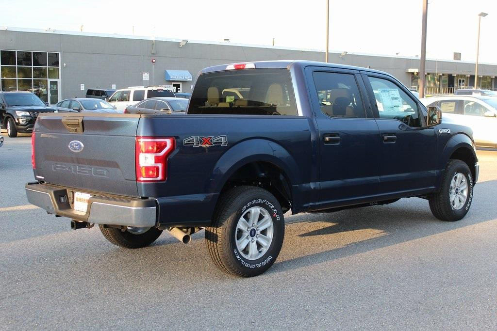 2020 Ford F-150 SuperCrew Cab 4x4, Pickup #BF50254 - photo 2