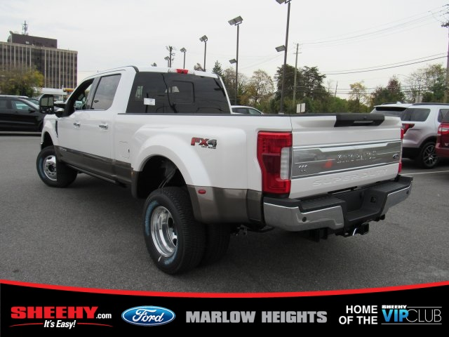 2019 F-350 Crew Cab DRW 4x4, Pickup #BG66862 - photo 1