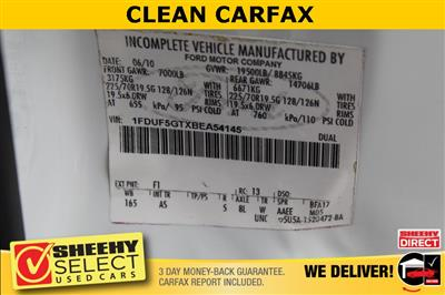 2011 Ford F-550 Regular Cab DRW 4x2, Landscape Dump #BG80404B - photo 28