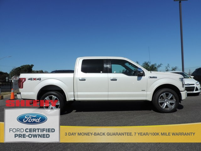 2016 F-150 SuperCrew Cab 4x4,  Pickup #BJP1634 - photo 2