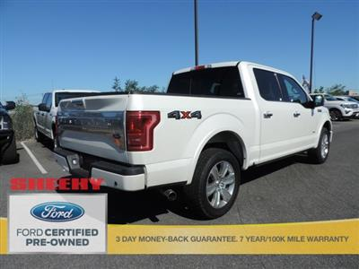 2016 F-150 SuperCrew Cab 4x4,  Pickup #BJP1634 - photo 3