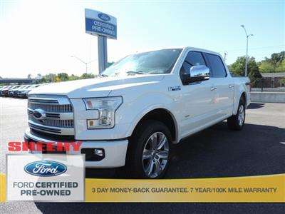 2016 F-150 SuperCrew Cab 4x4,  Pickup #BJP1634 - photo 6