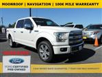 2016 F-150 SuperCrew Cab 4x4,  Pickup #BJP1634 - photo 1
