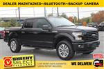 2017 Ford F-150 SuperCrew Cab 4x4, Pickup #BJP2184A - photo 1