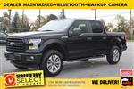 2017 Ford F-150 SuperCrew Cab 4x4, Pickup #BJP2184A - photo 3