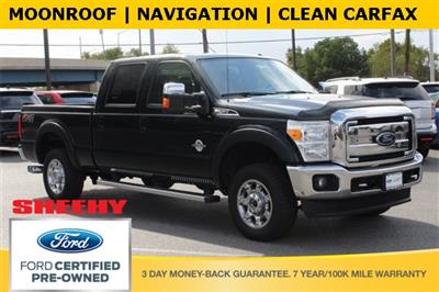 2015 F-250 Crew Cab 4x4, Pickup #BNP8801 - photo 1