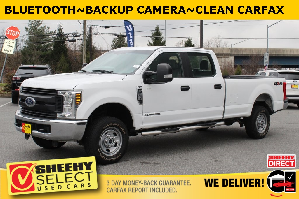 2019 Ford F-250 Crew Cab 4x4, Pickup #BP10015 - photo 3