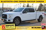 2017 Ford F-150 SuperCrew Cab 4x4, Pickup #BP9101 - photo 3