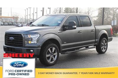 2017 F-150 SuperCrew Cab 4x4, Pickup #BP9757 - photo 3