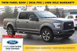 2017 F-150 SuperCrew Cab 4x4, Pickup #BP9757 - photo 1