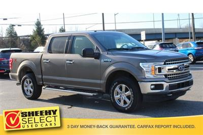 2018 F-150 SuperCrew Cab 4x4, Pickup #BP9777 - photo 5