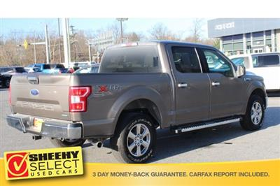 2018 F-150 SuperCrew Cab 4x4, Pickup #BP9777 - photo 2