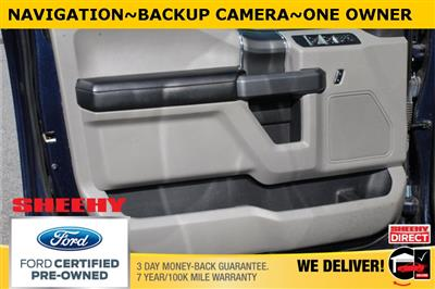 2017 Ford F-150 SuperCrew Cab 4x4, Pickup #BP9911 - photo 16
