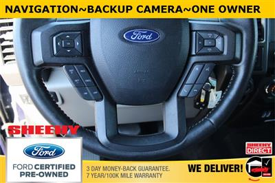 2017 Ford F-150 SuperCrew Cab 4x4, Pickup #BP9911 - photo 27