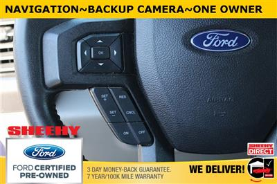 2017 Ford F-150 SuperCrew Cab 4x4, Pickup #BP9911 - photo 28
