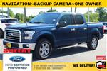 2017 Ford F-150 SuperCrew Cab 4x4, Pickup #BP9911 - photo 3