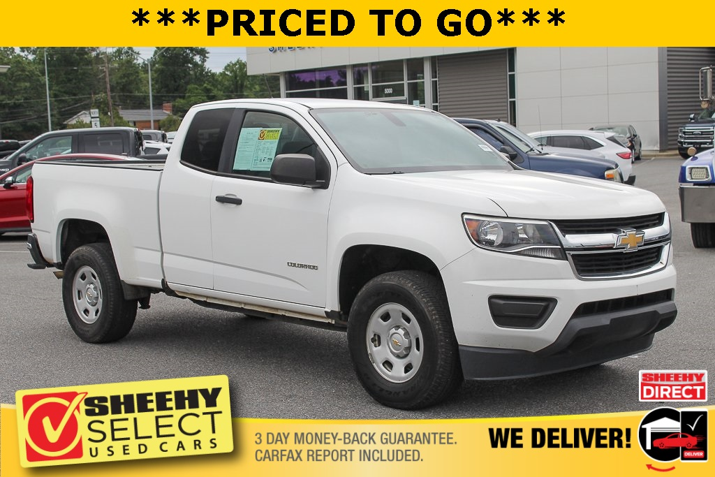 2015 Chevrolet Colorado Extended Cab 4x2, Pickup #BP9945 - photo 1
