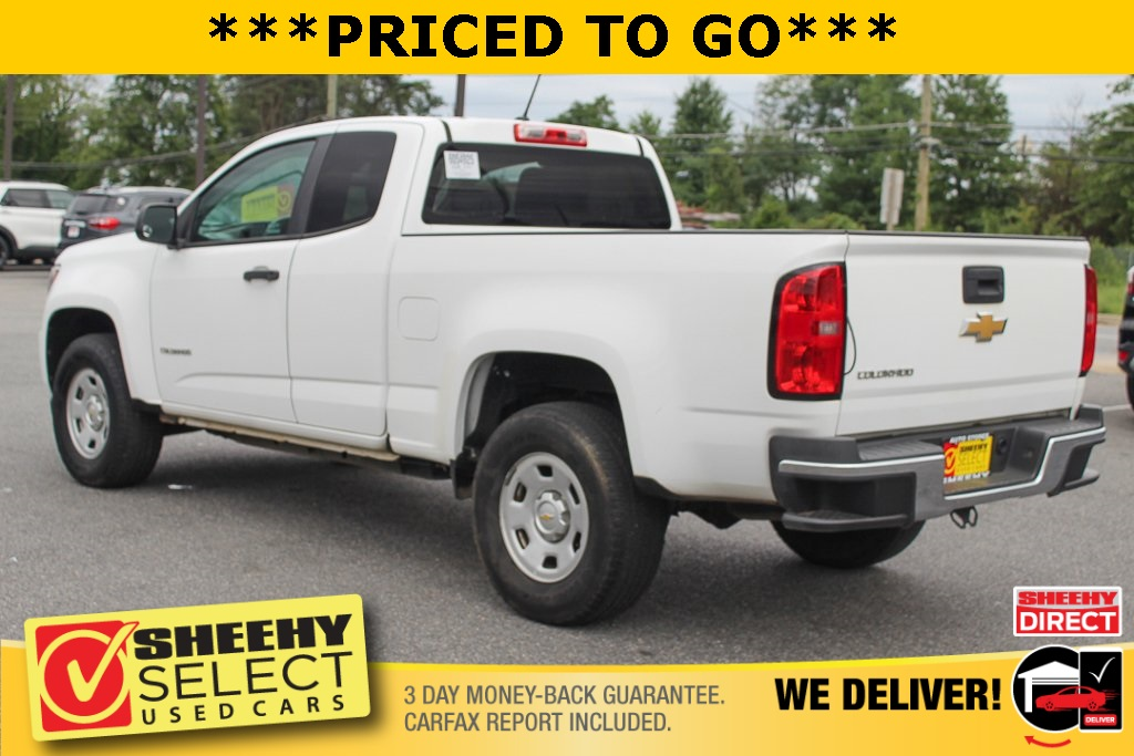2015 Chevrolet Colorado Extended Cab 4x2, Pickup #BP9945 - photo 4