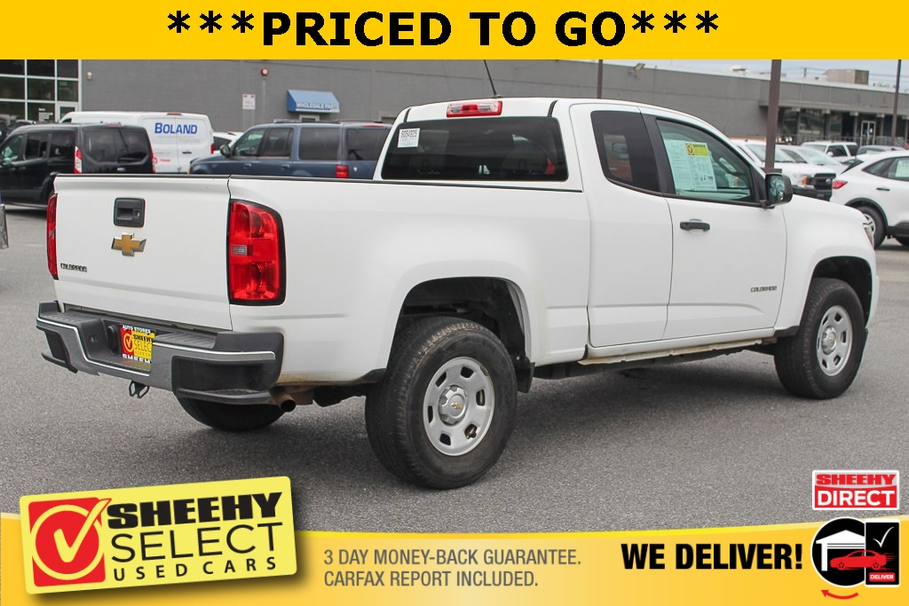 2015 Chevrolet Colorado Extended Cab 4x2, Pickup #BP9945 - photo 2