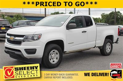 2015 Chevrolet Colorado Extended Cab 4x2, Pickup #BP9945 - photo 3