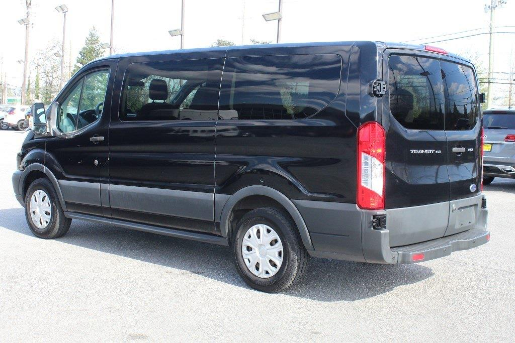 2016 Ford Transit 150 Low Roof 4x2, Passenger Wagon #BR10044A - photo 4