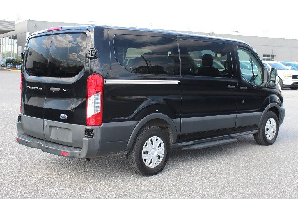 2016 Ford Transit 150 Low Roof 4x2, Passenger Wagon #BR10044A - photo 2