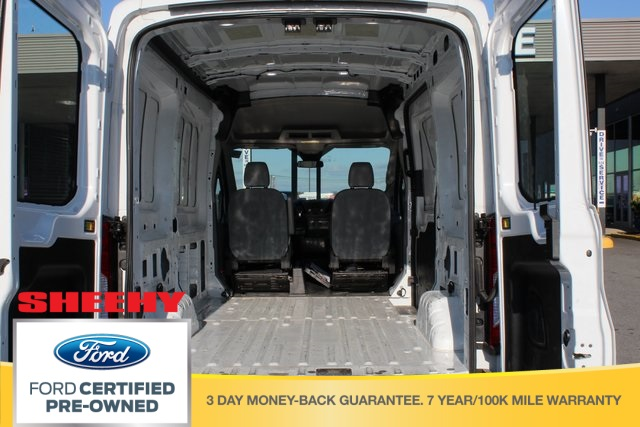 2019 Ford Transit 250 Med Roof 4x2, Empty Cargo Van #BR9081 - photo 1