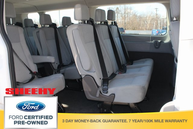 2019 Transit 350 Low Roof 4x2, Passenger Wagon #BR9082 - photo 11