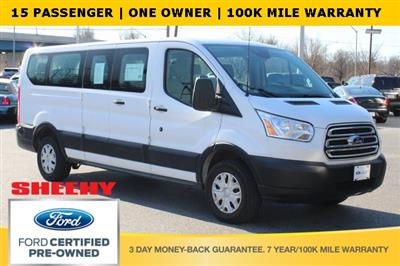 2019 Transit 350 Low Roof 4x2, Passenger Wagon #BR9082 - photo 1