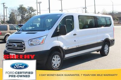 2019 Transit 350 Low Roof 4x2, Passenger Wagon #BR9082 - photo 3