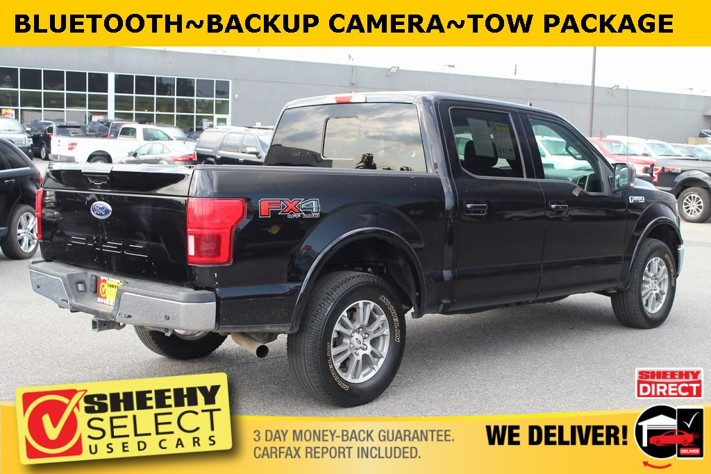 2019 Ford F-150 SuperCrew Cab 4x4, Pickup #BR9910 - photo 2