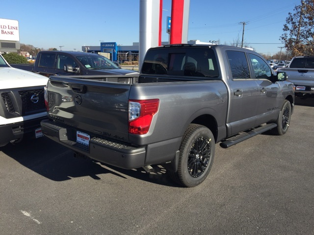 2019 Titan Crew Cab 4x4,  Pickup #E500419 - photo 2
