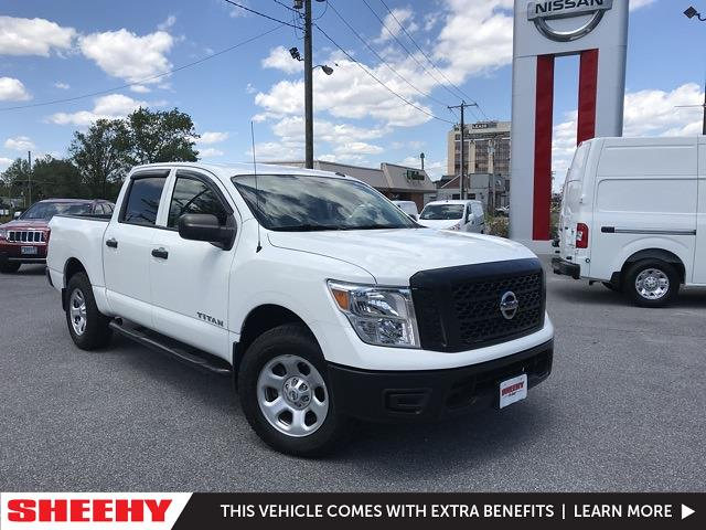 2019 Titan Crew Cab 4x4,  Pickup #E502535 - photo 1