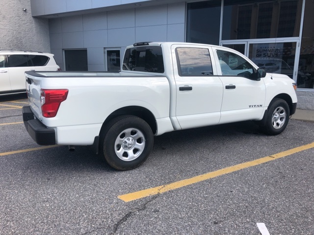 2019 Titan Crew Cab 4x4,  Pickup #E502535 - photo 2