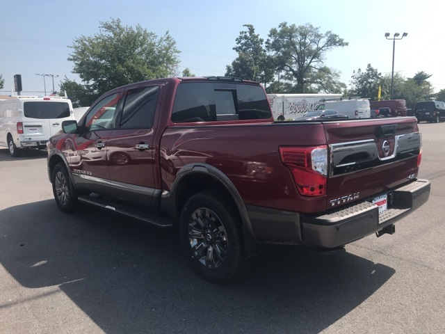 2019 Titan Crew Cab 4x4,  Pickup #E502652 - photo 5