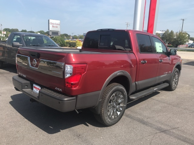 2019 Titan Crew Cab 4x4,  Pickup #E502652 - photo 2