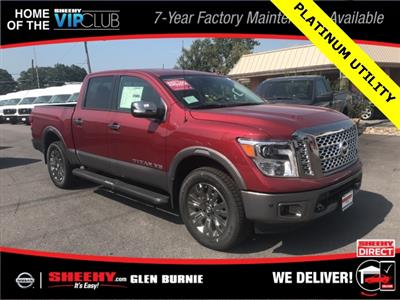 2019 Titan Crew Cab 4x4,  Pickup #E502652 - photo 1