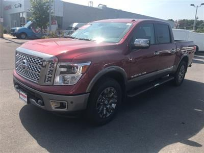 2019 Titan Crew Cab 4x4,  Pickup #E502652 - photo 4