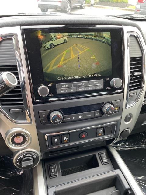 2021 Nissan Titan 4x4, Pickup #E508077 - photo 14