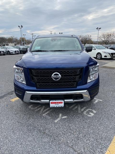 2021 Nissan Titan 4x4, Pickup #E508077 - photo 3